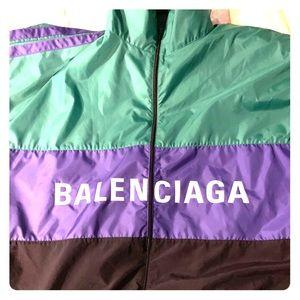 Balenciaga Windbreaker Jacket